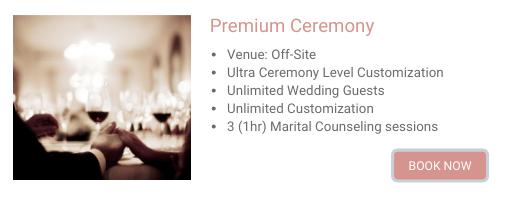 Premium Ceremony